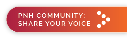 PNH Community Share Your Voice